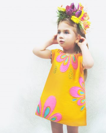 gelb-dress