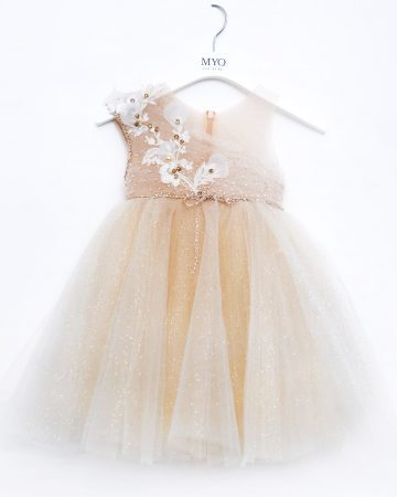 Gold Sparkle dress-01