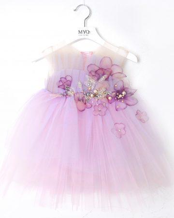 Lila Tutu Baby Dress-01