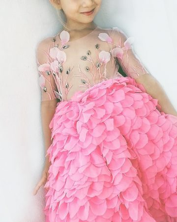 Pink Tutu Dress-01